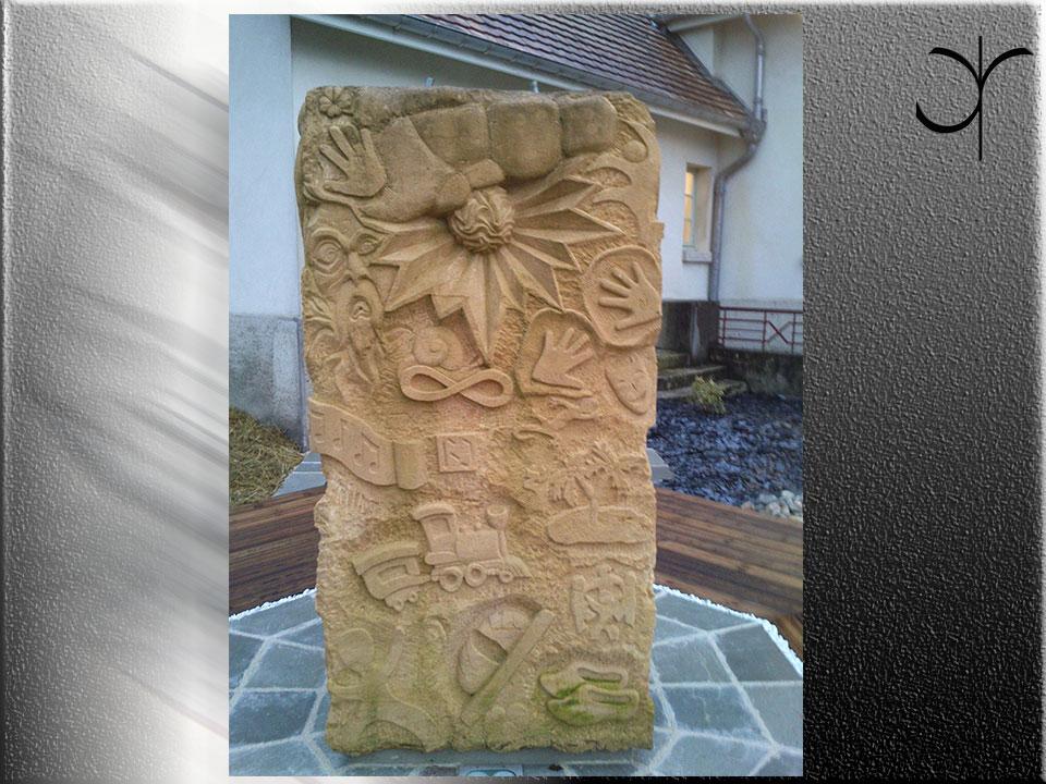Sculpteur et Tailleur de pierre Strasbourg